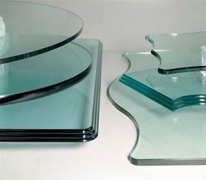 Обработка стекла: фигурная шлифовка стекла